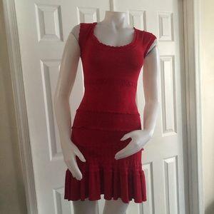BCBGMaxazria Red Dress XS